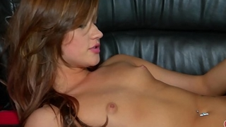 GIRLS GONE WILD - Christine and Amber Share Their Chief Lesbian Encounter