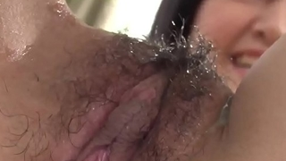 Ruri Okino flaming scenes of Asian toy porn  - More at javhd.net