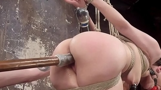 Restrained duteous fingered and pussytoyed