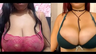 huge tits girls conduct who like you more left or right