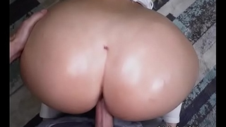 Sexy Maid Alexis Andrews Gets Bent Over And Humped