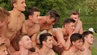 nude boys outdoor