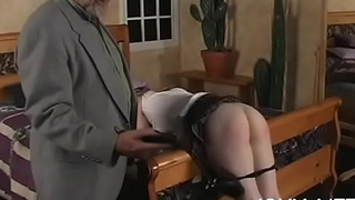 Sexy feminine fucked and stimulated in extreme servitude
