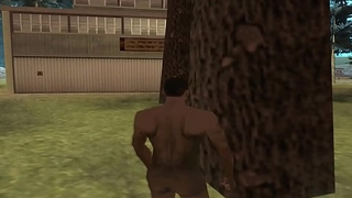 Gta sa - cj adventures parte 1/3