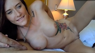 Hot Cam Whore Gives Sloppy Deepthroat on iffycams.com