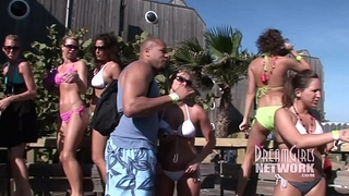 Beach Party VIP Flashing