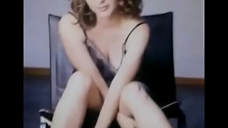 Kelli Williams (Gillian Foster) gets cum spread on her