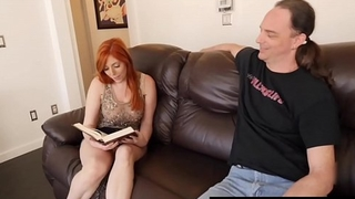 Perforator Bush Lauren Phillips Gets Pounded By Carnal knowledge Coach!